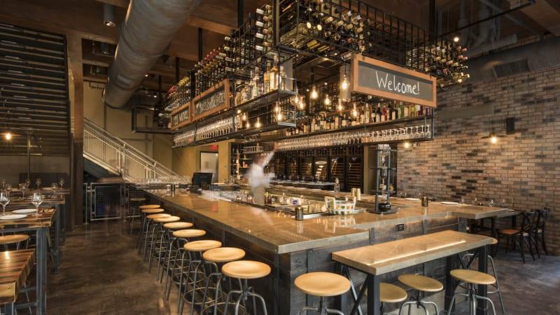 Wine Bar George opening date