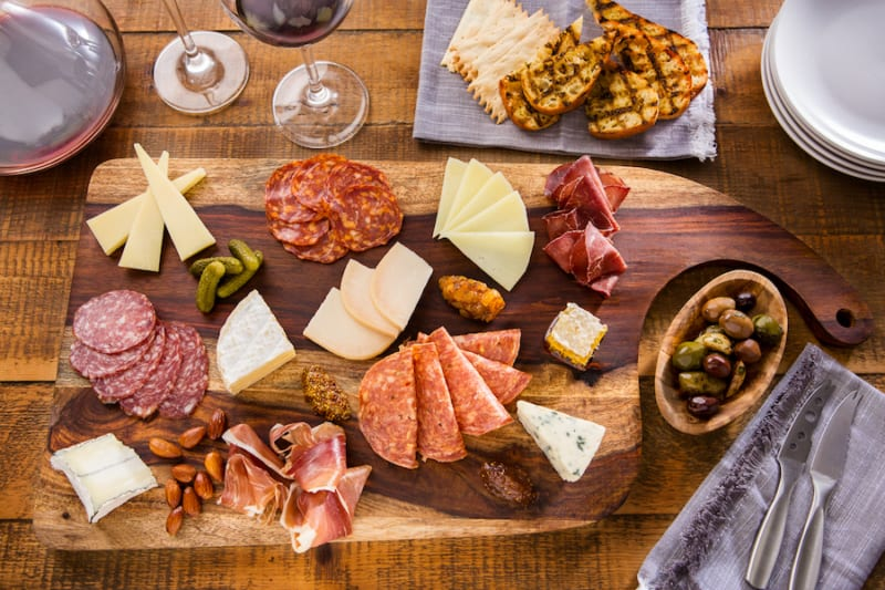 Wine Bar George Opening Date Charcuterie Board