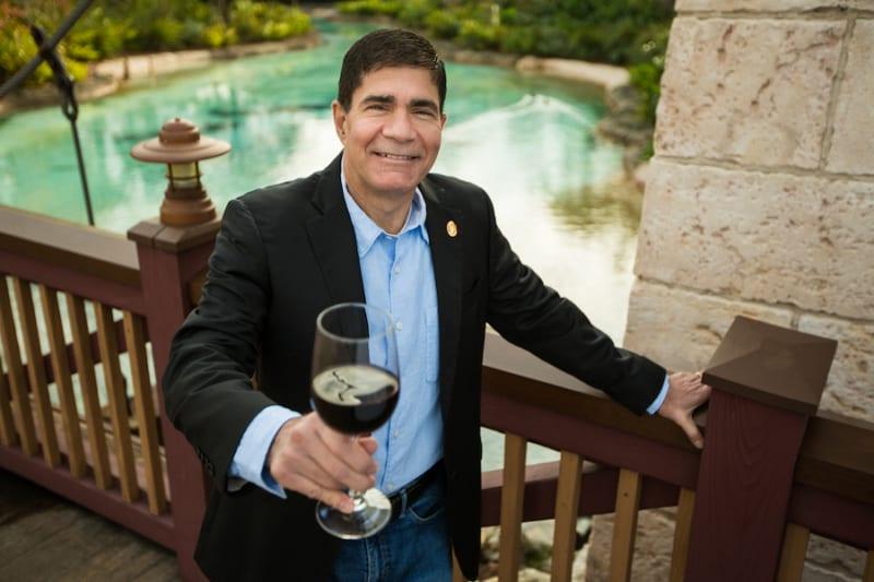 Wine Bar George Opening Date George Miliotes