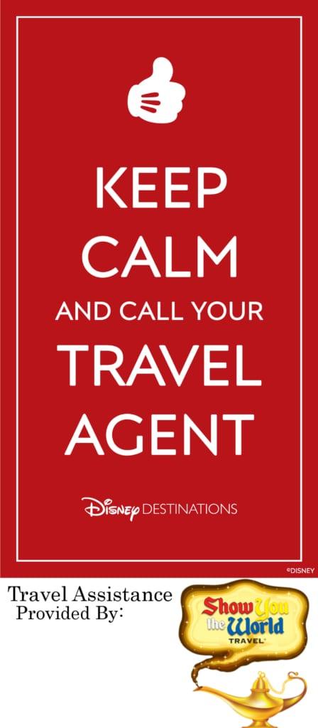 Travel Agent Advert