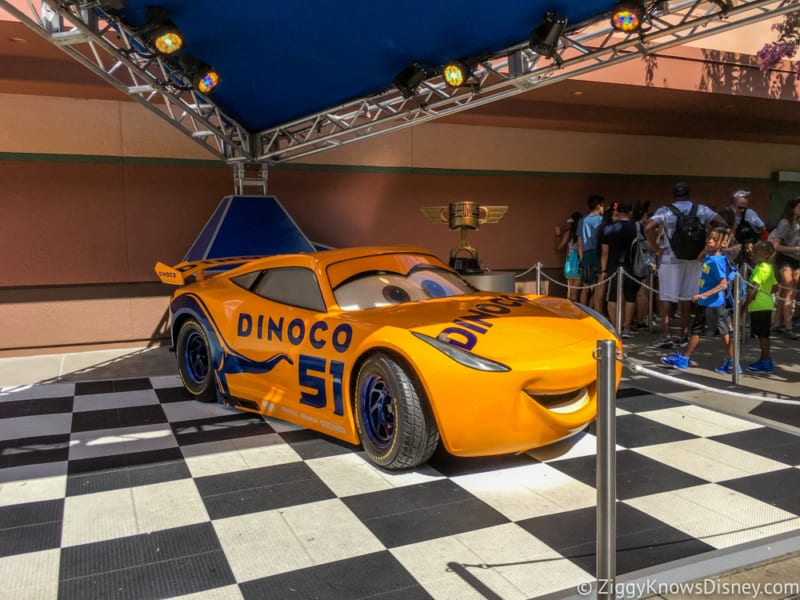 a1fd605761fa Lightning McQueen s Racing Academy Coming to Disney s Hollywood Studios