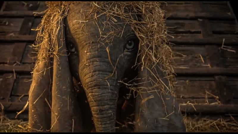 VIDEO: First Teaser Trailer for Tim Burton's Dumbo Now Here