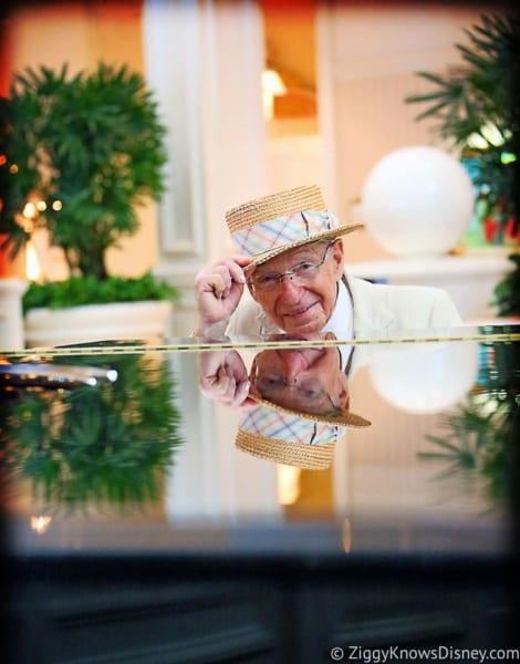 Walt Disney World Greeter Richard Gerth Has Passed Away