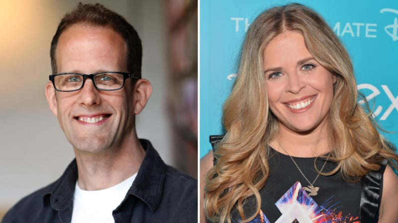 Jennifer Lee and Pete Docter to Head Disney and Pixar Animation Studios