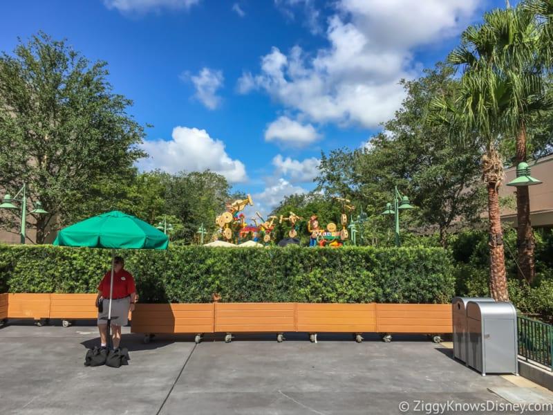 PHOTO REPORT: Hollywood Studios June 2018 (Toy Story Land, Disney Skyliner, Galaxy's Edge Models)