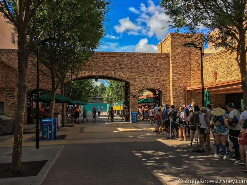 photo report Disney's Hollywood Studios June 2018, Toy Story Land, Galaxy's Edge, Disney Skyliner