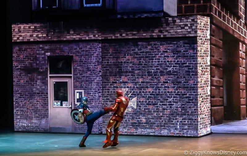 REVIEW: Marvel Super Heroes United Stage Show in Walt Disney Studios Park