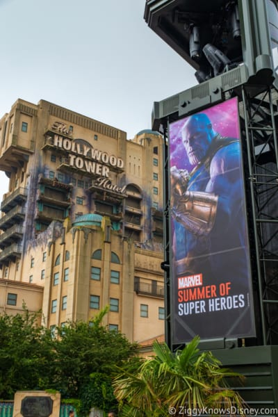 Marvel Super Heroes United Review tower or terror
