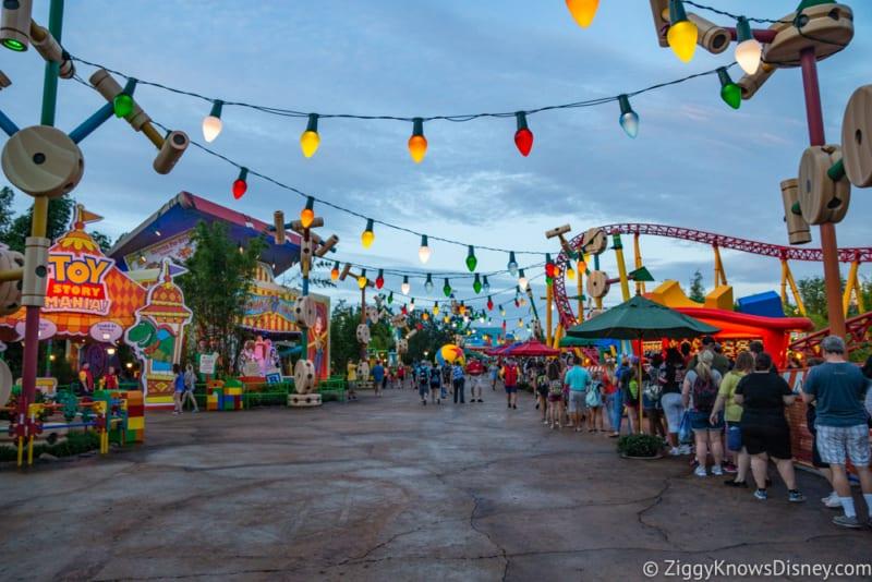PHOTO TOUR: Toy Story Land Walkthrough in Disney's Hollywood Studios