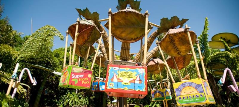 'A Bug's Land' in Disney California Adventure Closing