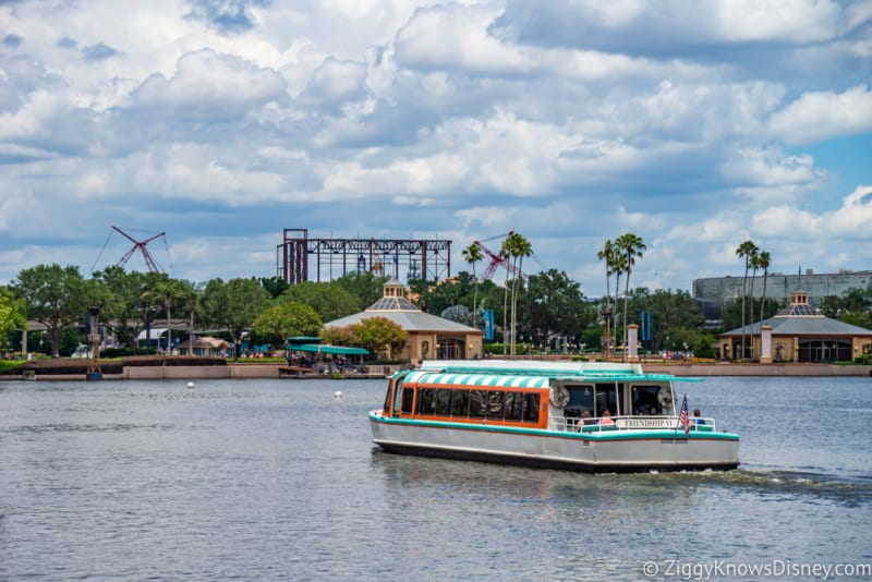 PHOTOS: Guardians of the Galaxy Construction July 2018 and Impact Around Epcot