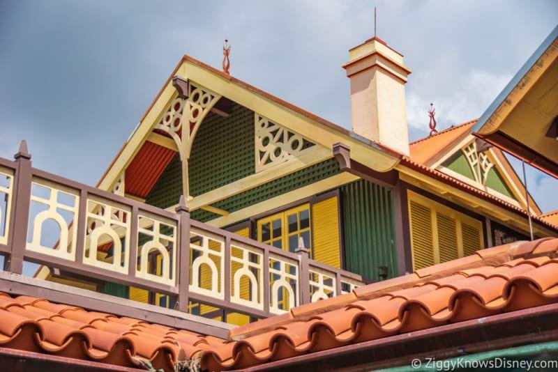PHOTOS: Magic Kingdom Club 33 Location Exterior Almost Complete