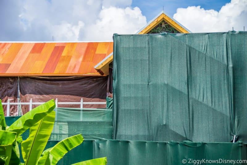 Magic Kingdom Club 33 Location Exterior Almost Complete
