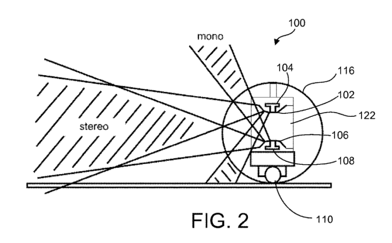 Disney Patent Robots Interacting Galaxy's Edge