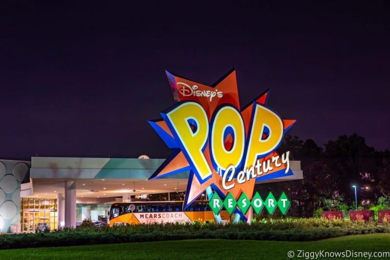 Walt Disney World Employee Killed in Accident Near Pop Century Resort