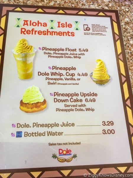 Review Pineapple Upside Down Cake Aloha Isle
