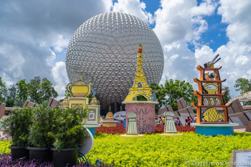 2018 Epcot International Food and Wine Festival Opens Today