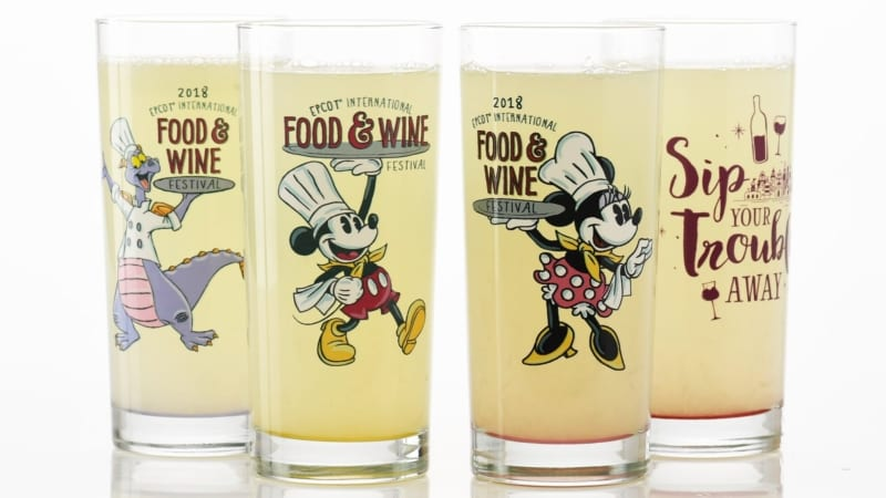 Annual Passholder Free Gifts for Epcot Food and Wine Festival