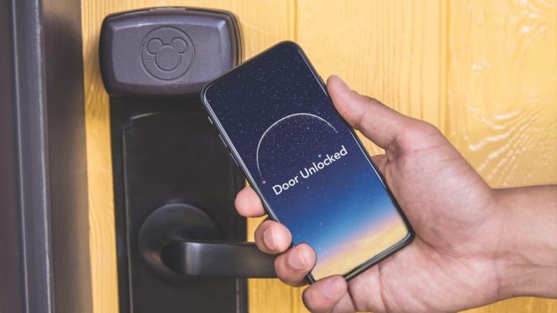 Digital Key Now Available in All Walt Disney World Resorts