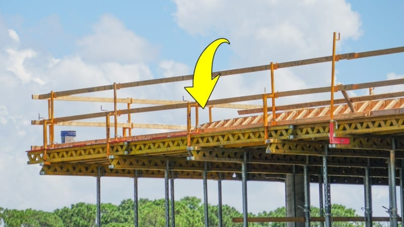 Disney Skyliner Construction Update August 2018 Hollywood studios station queue roof
