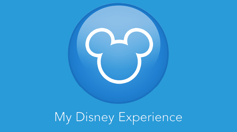 New My Disney Experience Update Adds Shop Disney