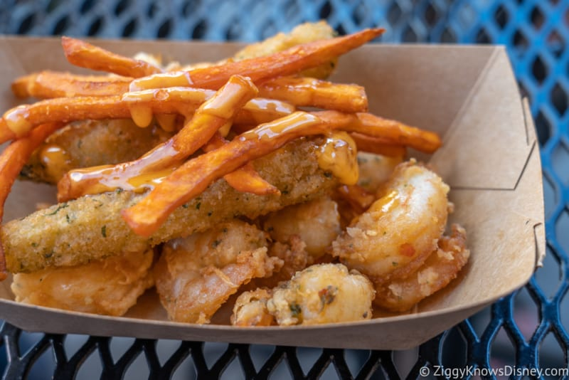 11 Must Try New Items 2018 Epcot Food and Wine Festival Fritto Misto