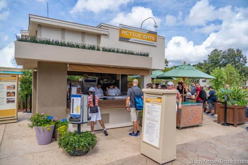 Active Eats Review 2019 Epcot Food and Wine Festival