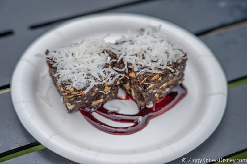 Active Eats Review 2018 Epcot Food and Wine Festival energy bar bites