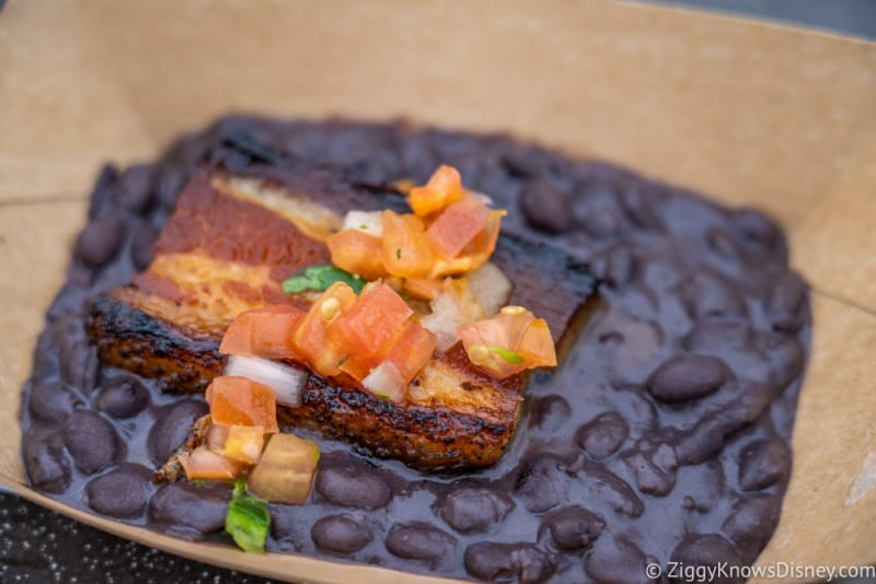 Brazil Review 2018 Epcot Food and Wine Festival pork belly