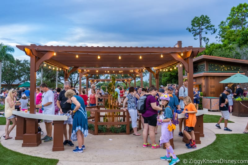 The Cheese Studio Review 2018 Epcot Food and Wine Festival