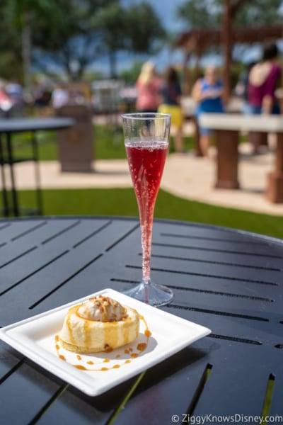 The Cheese Studio Review 2018 Epcot Food and Wine Festival food