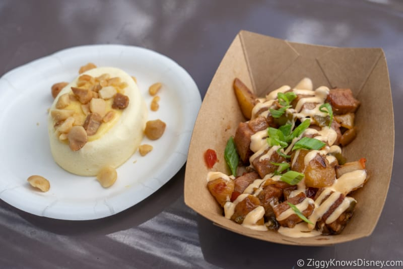 Hawaii Review 2018 Epcot Food and Wine Festival food