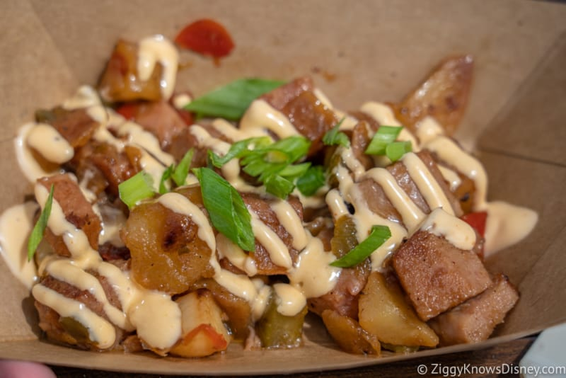 Hawaii Review 2018 Epcot Food and Wine Festival spam hash