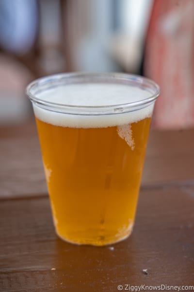 Hops and Barley Review 2018 Epcot Food and Wine Festival heavy seas Americannon