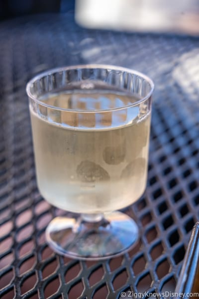 Italy Review 2018 Epcot Food and Wine Festival pinot Grigio