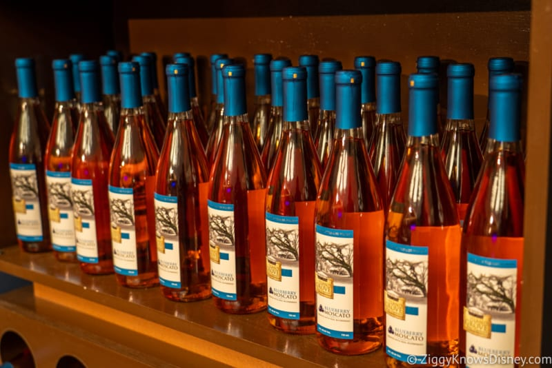 The Festival Wine Shop Review 2018 Epcot Food and Wine Festival