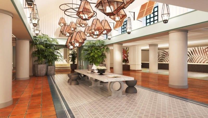 Third Swan and Dolphin Hotel Confirmed for Walt Disney World lobby