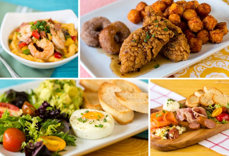 Toy Story Land Early Morning Magic Breakfast Announced Main Dishes